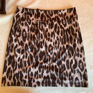 Travelers by Chico Mini Skirt Size 36